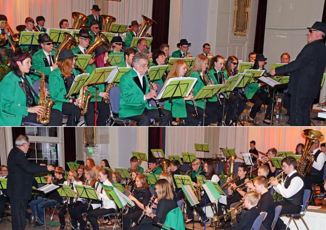 Junior- & Jugend und Blasorchester!